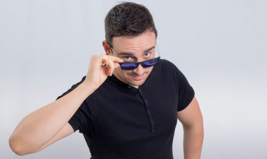 Jakie okulary przeciwsłoneczne dla mężczyzny